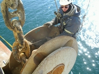 Fairlead and Anchor Chain Inspection