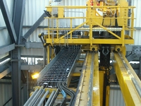 Pipe Racking System Drag Chain Replacement