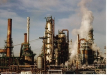 Refineries, Pulp Mills, Power Generating Stations