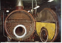 Firetube Boiler, Deareators and Pressure Vessels